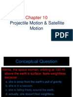 Physics 101 Chapter 10 Projectile Motion