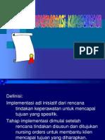 4. Implementasi Keperawatan 2003