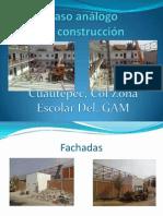 Analogo en Construccion