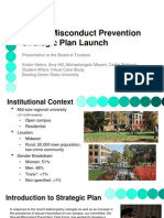 sexual misconduct prevention case study