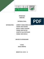 TRÁFICO INTERNACIONAL  DE MENORES