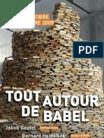 Programme Tour de Babel