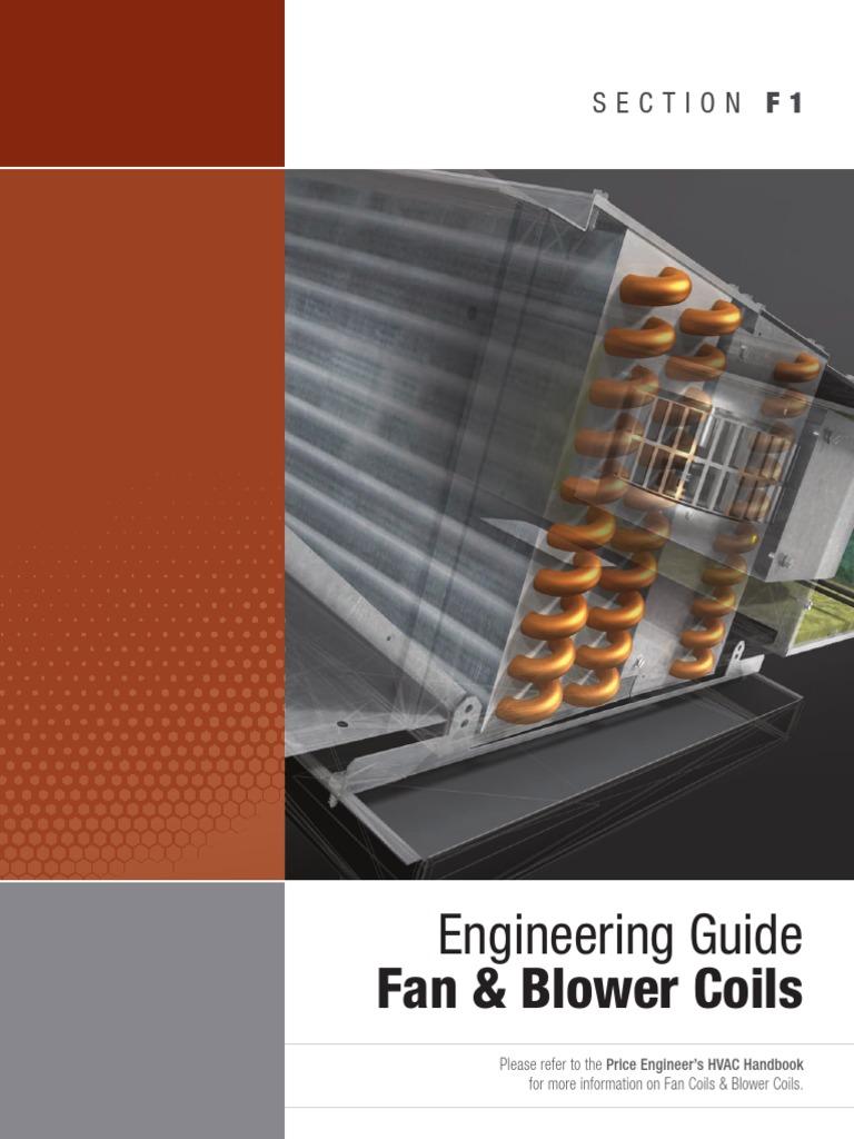 Engineering Guide(FCU AHU PAU) | Thermostat | Hvac