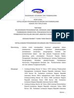 Peraturan Kepala Bpkp Nomor 709 Tahun 2009