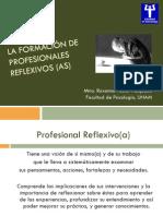 Formacion de Profesionales Reflexivos