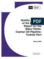 Btc Esia Tur Analysis 2-QUALITY ANALYSIS