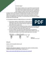 Determinar El Ancho Efectivo Del Ala en Vigas T