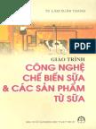 167815375 Giao Trinh Cong Nghe Che Bien Sua Va Cac San Pham Tu Sua