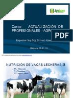 NUTRICION VacasLecheras II
