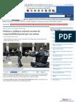 Aprueban Uso de Armas PNP y FFAA