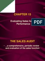Sales Audit