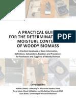 Biomass Moisture Content