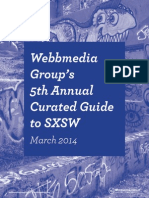 Ultimate Guide to SXSW 2014