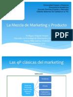 La Mezcla de Marketing y Producto