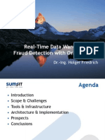 Presentation - Real-Time Data Warehousing & Fraud Detection With Oracle 11gR2