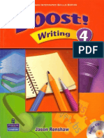 Boost! Writing 4 Student's Book