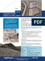 WRAP_Case Study_Aggregates _The Channel Tunnel Rail Link