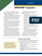 Spectrum 81ehealth Integaration