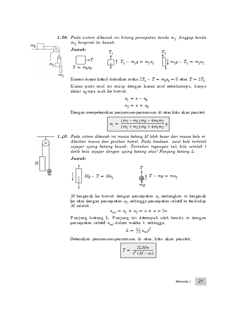 Soal dan penyelesaian olimpiade fisika oleh yohanes surya ccuart Gallery
