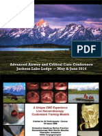 Advanced Airway and Critical Care Conference