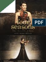 The Four Seasons- The Vivaldi Album - Booklet