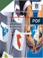 Monografia La Globalizacion