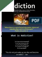 drug addict final