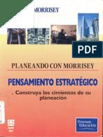 Morrisey G. 1996 Pensamiento Estrategico