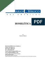 Homiletica Portugues