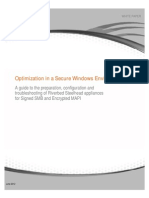 Optimizing in a Secure Windows Environment - June 2012