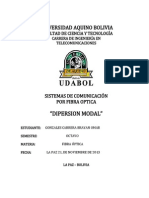 04 Dispersion Modal