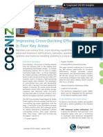 Improving Cross-Docking Efficiency in Four Key Areas