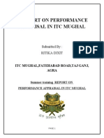 Report on Performance Appraisal - Copy