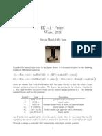 Feedback Control Project