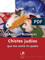 CHISTES JUDÍOS