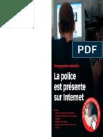 La Police est presente sur internet