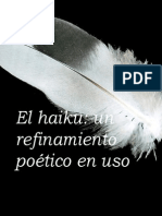 Libro de haikús MUY INTERESANTE