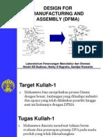 DFMA-Kuliah 1 (HDSB)