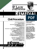 UP 2012 Remedial Law (Civil Procedure).pdf