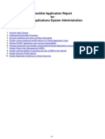 Oracle Applications System Administration