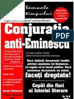 Conjuratia Anti-Eminescu (6-9) - Calin L. Cernaianu