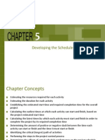 Chapter 05 - Developing the Schedule.ppt