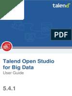 TalendOpenStudio BigData UG 5.4.1 En