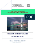 Cec 205-Theory of Structures