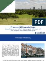 Primrose Hill Property Guide