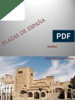 Plazas de Espana
