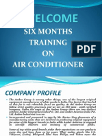 Ppt Air Conditioner