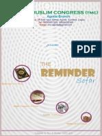 TMC Aguda_The Reminder (Sofar 1435)