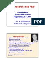 Salutogenese Und Alter