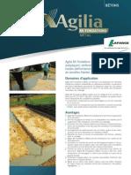 Agilia Mi Fondations Metal